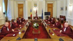 CCR: Judecătorii Curții nu pot fi arestați/trimiși în judecată decât cu aprobare