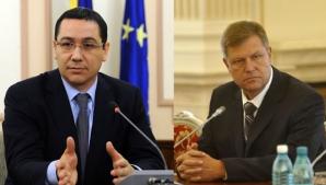 Ponta-Iohannis, primele scântei după ce șeful statului a cerut schimbarea Guvernului