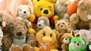 Mii de jucării contrafăcute, de peste 1,3 milioane lei, confiscate în Portul Constanţa Sud-Agigea