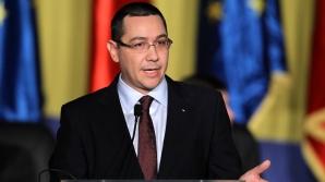Ponta: Văd o înrăutățire a relațiilor cu Federația Rusă. România își va păstra poziția