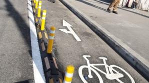 Absență totală la licitația Primăriei pentru pistele de biciclete