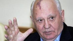 Gorbaciov: Lumea se îndreaptă spre al doilea Război Rece