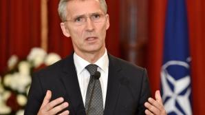 NATO acuză Rusia că a mărit livrările de armament greu către separatiştii din estul Ucrainei