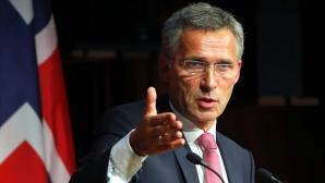 NATO: Cerem Rusiei să-și retragă sprijinul pentru separatiștii din estul Ucrainei