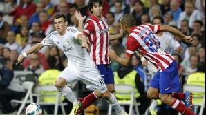 Atletico Madrid a eliminat Real Madrid din Cupa Spaniei