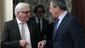 Reuniune convocată de urgență la Berlin pe tema conflictului din estul Ucrainei