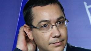 Victor Ponta, mesaj emoţionant pentru soţia sa, pe Facebook