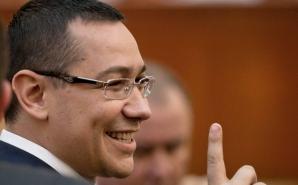 Zgonea: Ponta se va adresa plenului Camerei luni. O dată pe lună avem ora primului ministru