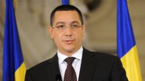 ATENTAT FRANȚA. Ponta, scrisoare către premierul francez: România condamnă cu fermitate terorismul
