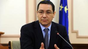 Ponta: Luni vom avea o discuție în BPN pentru a ști exact mandatul cu care mergem la Cotroceni