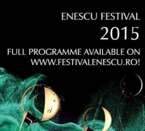 Festival Enescu 2015
