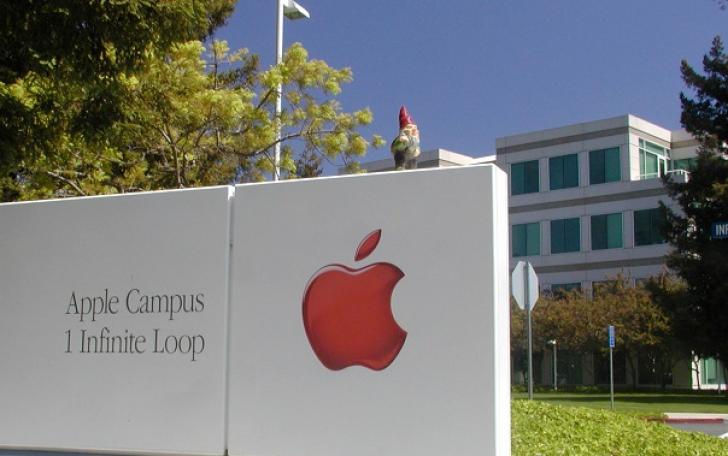 Sediul Apple din Sillicon Valey