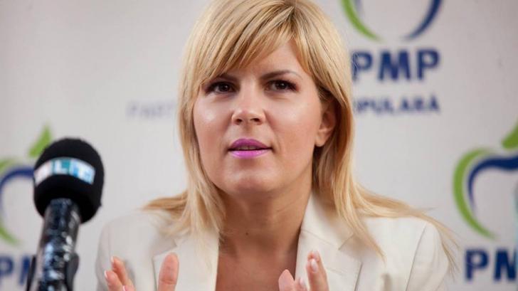 Elena Udrea: Presedintele Iohannis a gresit acceptand demisia lui George Maior de la SRI