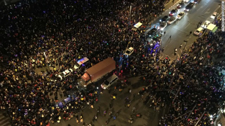 Tragedie la Shanghai