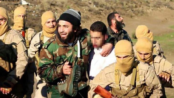 Maaz al-Kassasbeh a fost capturat la 24 decembrie după prăbuşirea avionului său F-16 deasupra Siriei