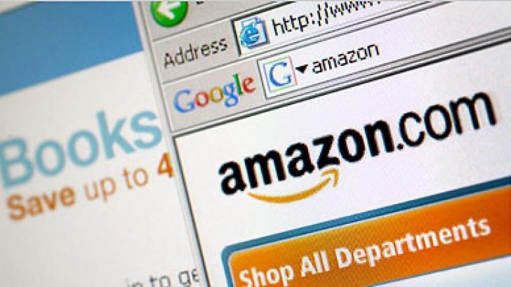 Amazon face angajări în Capitală