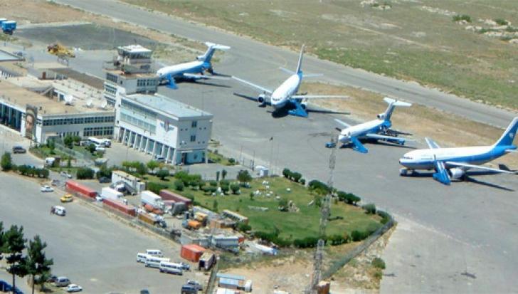 Aeroportul din Kabul