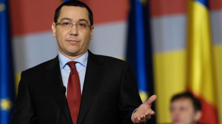 Victor Ponta despre cauzele corupției
