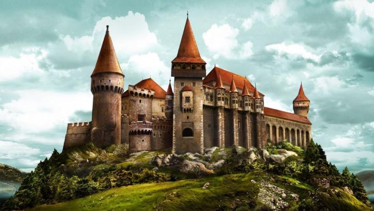 Secretele înspăimântătoare ale Castelului Corvinilor