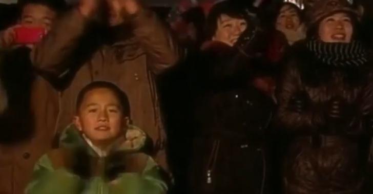 Artificii la Phenian