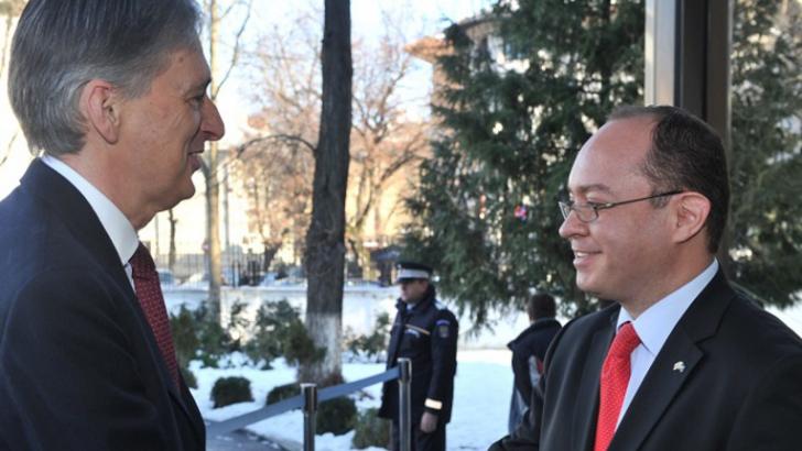 Marea Britanie va coopera cu România pentru menținerea sancțiunilor UE împotriva Rusiei