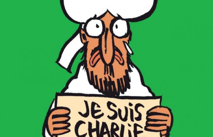 Reacţia CTP-ului după apariţia primului număr al revistei Charlie Hebdo, ce a urmat atentatelor