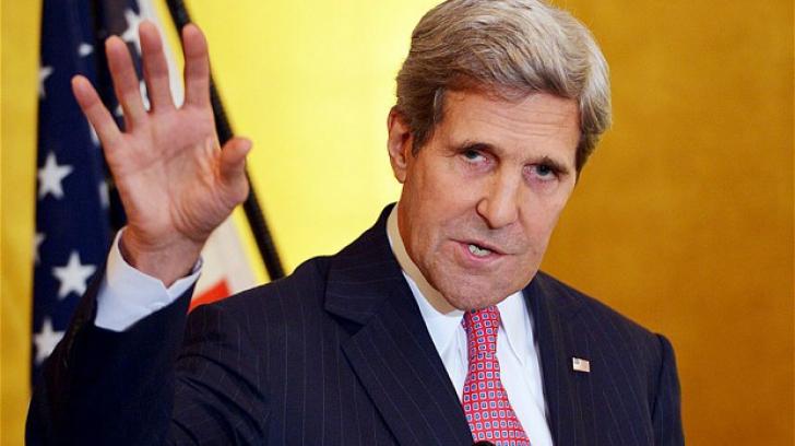 John Kerry promite Bulgariei sprijin pentru a nu mai depinde de Gazprom