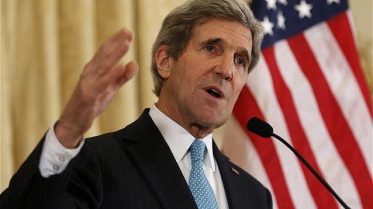 John Kerry va efectua o vizită în Ucraina săptămâna viitoare