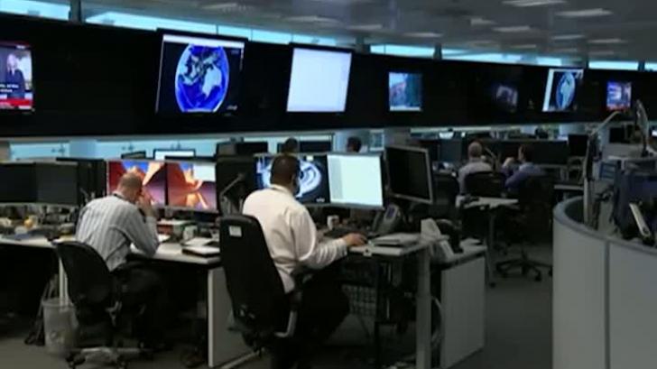 Jurnaliştii, spionaţi de NSA