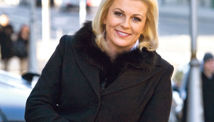 Noua președintă de țară, Kolinda Grabar Kitarovic