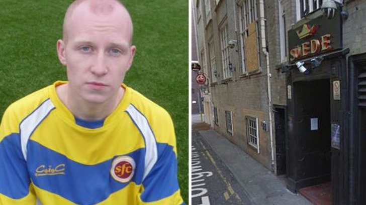 Kyle Doherty a fost gasit mort Sursa foto: www.dailyrecord.co.uk