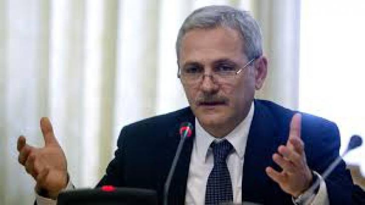 Liviu Dragnea: Respect opinia lui Mazăre privind demisia lui Ponta. Eu am altă opinie