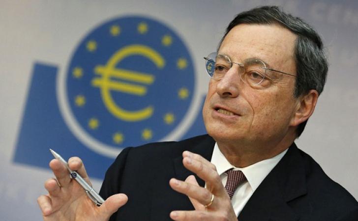 <p>Mario Draghi, bancherul care a dat drumul tiparniței de euro</p>