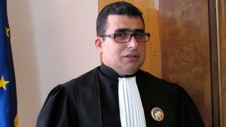 Masrius Tudose este noul președinte CSM Foto: luju.ro