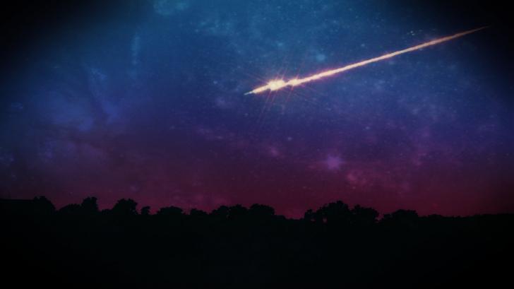EXPLICAȚIA fenomenului CIUDAT care a APRINS cerul României. Meteor, meteorit sau meteoroid?