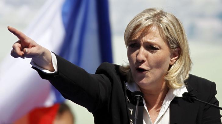 Marine Le Pen cere SUSPENDAREA spațiului Schengen