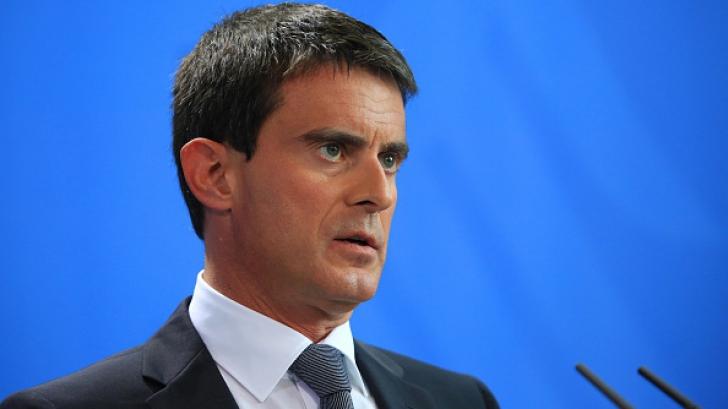 Manuel Valls: Franța va adopta două legi de combatere a terorismului