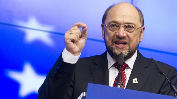 """ATENTAT FRANȚA. Martin Schulz:Atacul de la Charlie Hebdo, """"o lovitură dată societăților civilizate"""""""