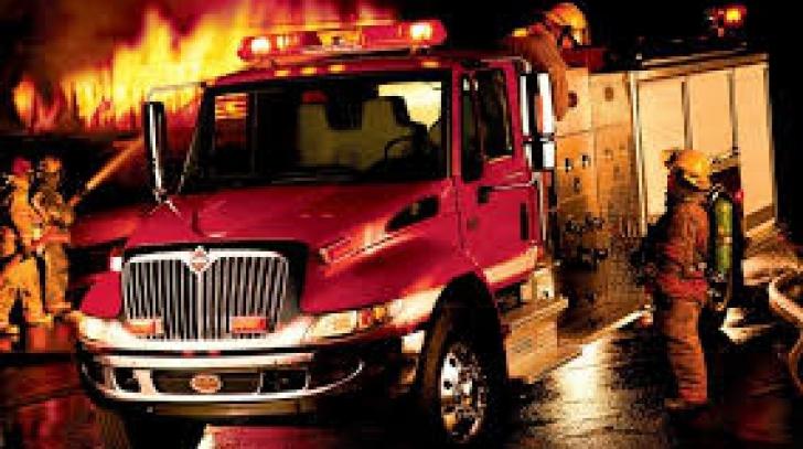 Pompierii au intervenit de urgență