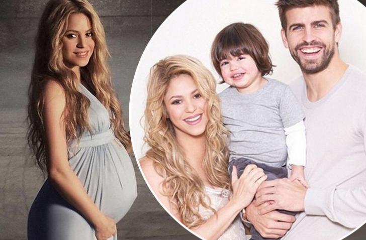 Cum se va numi noul băiețel al cuplului Shakira - Pique