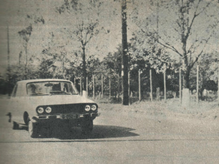Amintiri din Epoca de Aur: Test Drive din 1981 cu noua Dacia 1310