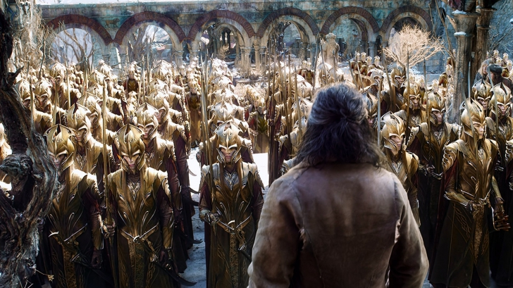 "ÎNCASĂRI RECORD pentru ""The Hobbit: The Battle of the Five Armies"""