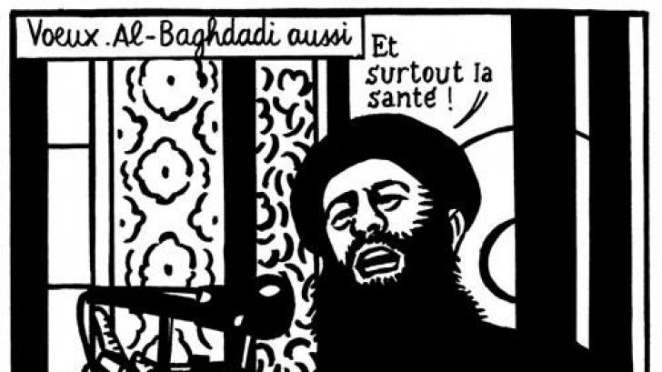 Ultima postare pe facebook a Charlie Hebdot