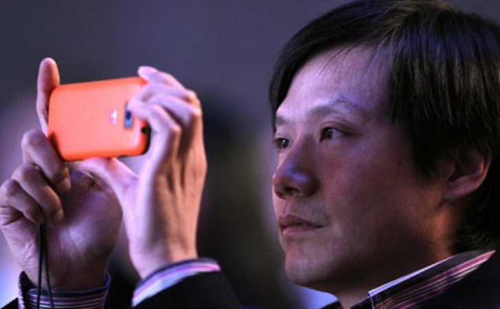 Miliardarul chinez Lei Jun