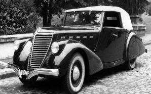 Renault Suprastella, anii '30