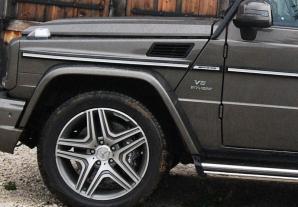Bolidul Mercedes