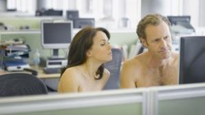 Working Naked Day: 6 februarie, ziua în care poţi lucra dezbrăcat