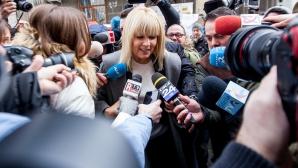 Elena Udrea, mesaj pe Facebook din spatele gratiilor- FOTO: inquamphotos.com