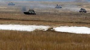 Luptele continuă în Ucraina