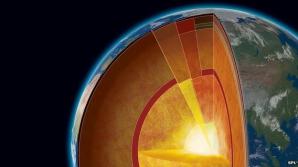 Ce se află în centrul Pământului